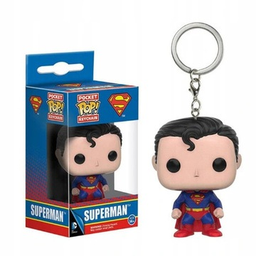 Funko pop Brelok SUPERMAN HIT