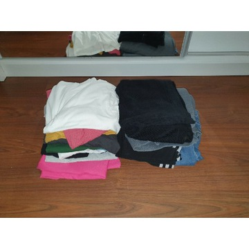 Zestaw, paczka 10 szt koszulek xl  xxl +GRATIS