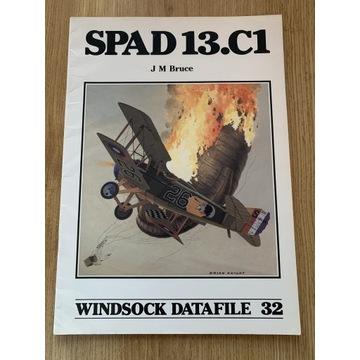 SPAD 13.C1 Windsock Datafile 32