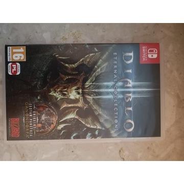 "Switch ""Diablo III: Eternal Collection PL """