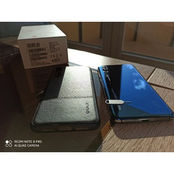 HUAWEI P20 PRO CLT-L29 128GB/6GB Midnight Blue