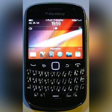 BlackBerry Bold 9900 _ 8GB GPS WiFi NFC _unlock !!