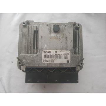 Sterownik Silnika Opel Vectra C 1.9 55566276 HA