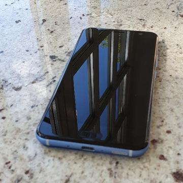 Uszkodzony HTC U11 niebieski. Wyświetlacz sprawny.