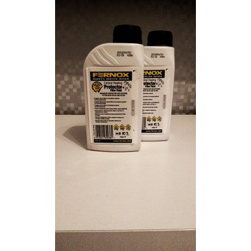 Inhibitor korozji Fernox Fluid 2x500ml