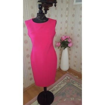 sukienka nowa - śliczny  kolor MARKS & Spencer