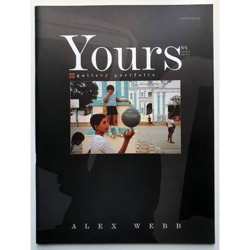 Yours Gallery Portfolio No 5 Alex Webb