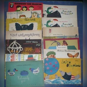 POCZYTAJ MI MAMO 14 szt książeczki dla dzieci
