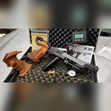 Walther LP201 LP 201 pistolet wiatrówka PCP 4,5 mm