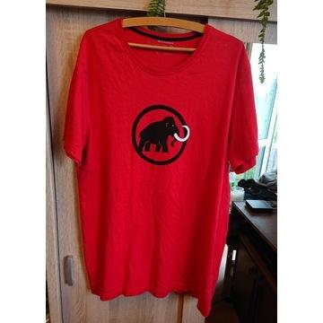 Mammut klasyczna koszulka XXL bdb