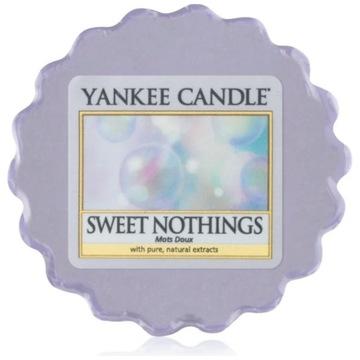 Yankee Candle Sweet Nothings wosk zapachowy 1szt