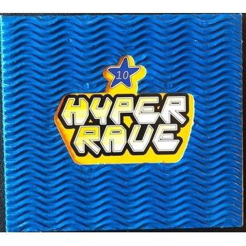 10 Hyper Rave 2CD Album
