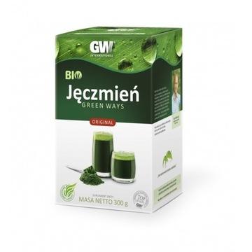 Sok z młodej trawy jęczmiennej EKO Green Ways 300g