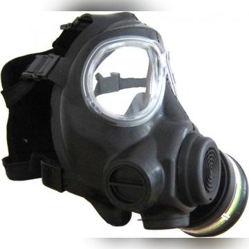Maska wojskowa MT 212 + filtr + torba