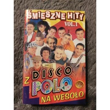 Śmieszne hity disco polo vol 1 Std