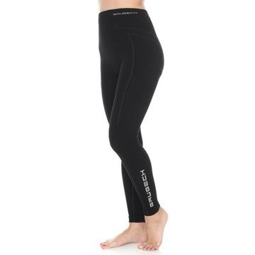 Spodnie termoaktywne damskie EXTREME WOOL merino
