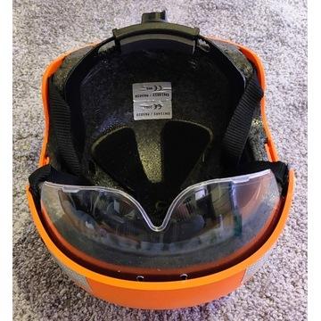 Wielozadaniowy kask ratowniczy Future Safety