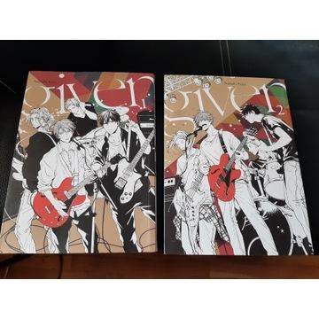 Manga Given Tom I, II
