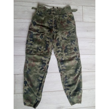 Spodnie Wojskowe