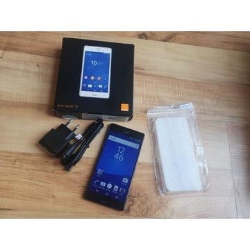 Sony Xperia Z3 D6603 Czarny + Etui