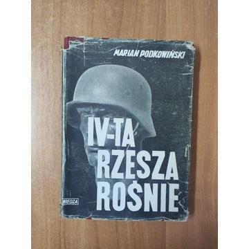 IV Rzesza rośnie Marian Podkowiński 1948