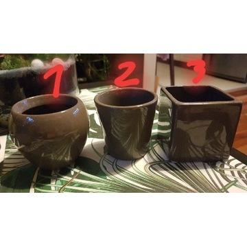 Doniczki ceramiczke