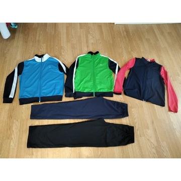 Zestaw dresów dres dla chłopca 152 Decathlon