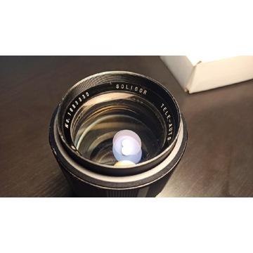 Obiektyw Soligor Tele-Auto 1:2.8 135 mm Canon FD
