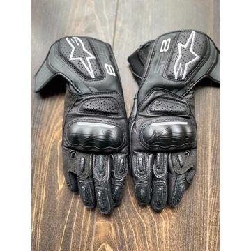 Rękawice motocyklowe damskie (S) Alpinestars SP-8