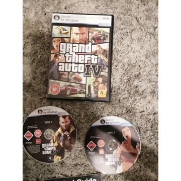 Grand Theft auto IV GTA IV na PC idealna