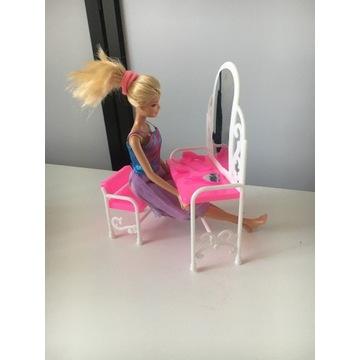 Toaletka, lustro dla Barbie, dostawa z Polski