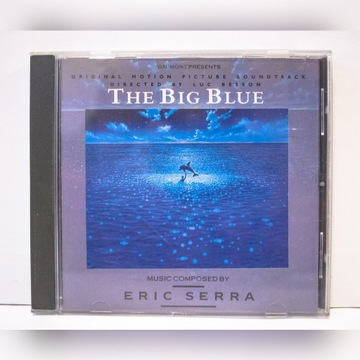 Eric SERRA - The Big Blue Le Grand Blue CD