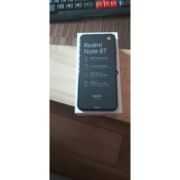 Xiaomi Redmi Note 8T 4/64 GB Nowy
