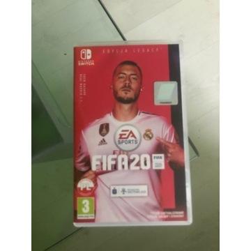 FIFA 20 SWITCH Licytacja bez ceny minimalnej