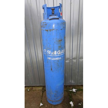 Butla gazowa na gaz propan butan 33kg