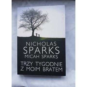 Trzy tygodnie z moim bratem N. i M.  Sparks