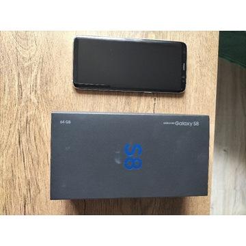 Samsung Galaxy S-8 czarny