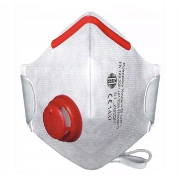 Maska maseczka ochronna Ffp3 ZGODA 1437