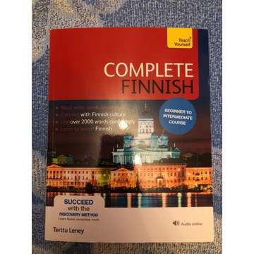 Complete Finnish