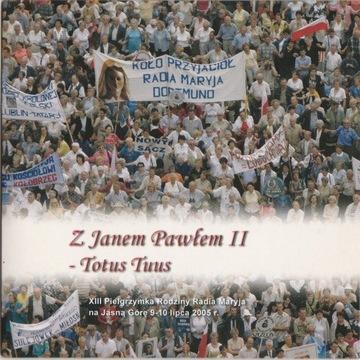 Z Janem Pawłem II - Totus Tuus - płyta VCD