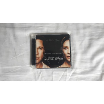 The Curious Case of Benjamin Button OST CD