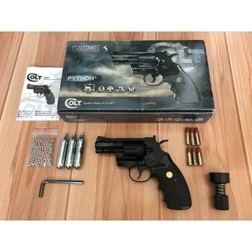Rewolwer COLT 357 Magnum UNIKAT - wiatrówka