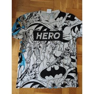 Koszulka t-shirt Batman Marvel Hero Cropp roz.XXL