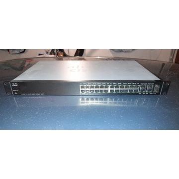 Switch Cisco SG300-28 Gigabit managed 28 ports