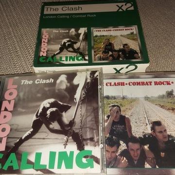 The The Clash London  Calling/ Combat Rock