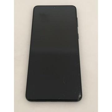 Oryginalny LCD wyświetlacz S21+ 5G G996 Black wada