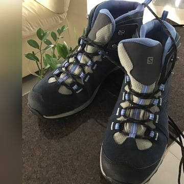 Salomon buty trekkingowe roz 39