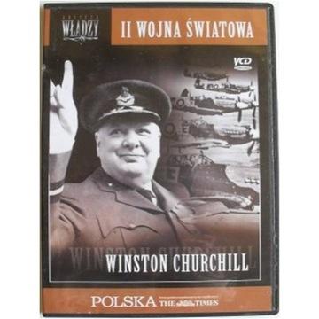VCD Winston Churchill – Oblicza władzy
