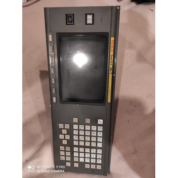 Fanuc monitor z klawiaturą tokarka cnc