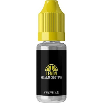 Olejek CBD 10 ml 5 % CBD Lemon